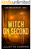 Witch on Second (A Jinx Hamilton Mystery Book 5) (English Edition)