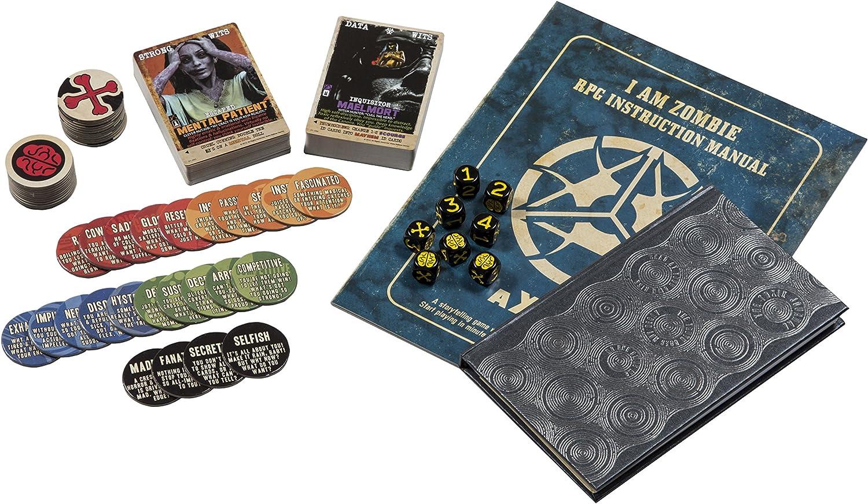 I am Zombie RPG: Play Kit: Amazon.es: Juguetes y juegos