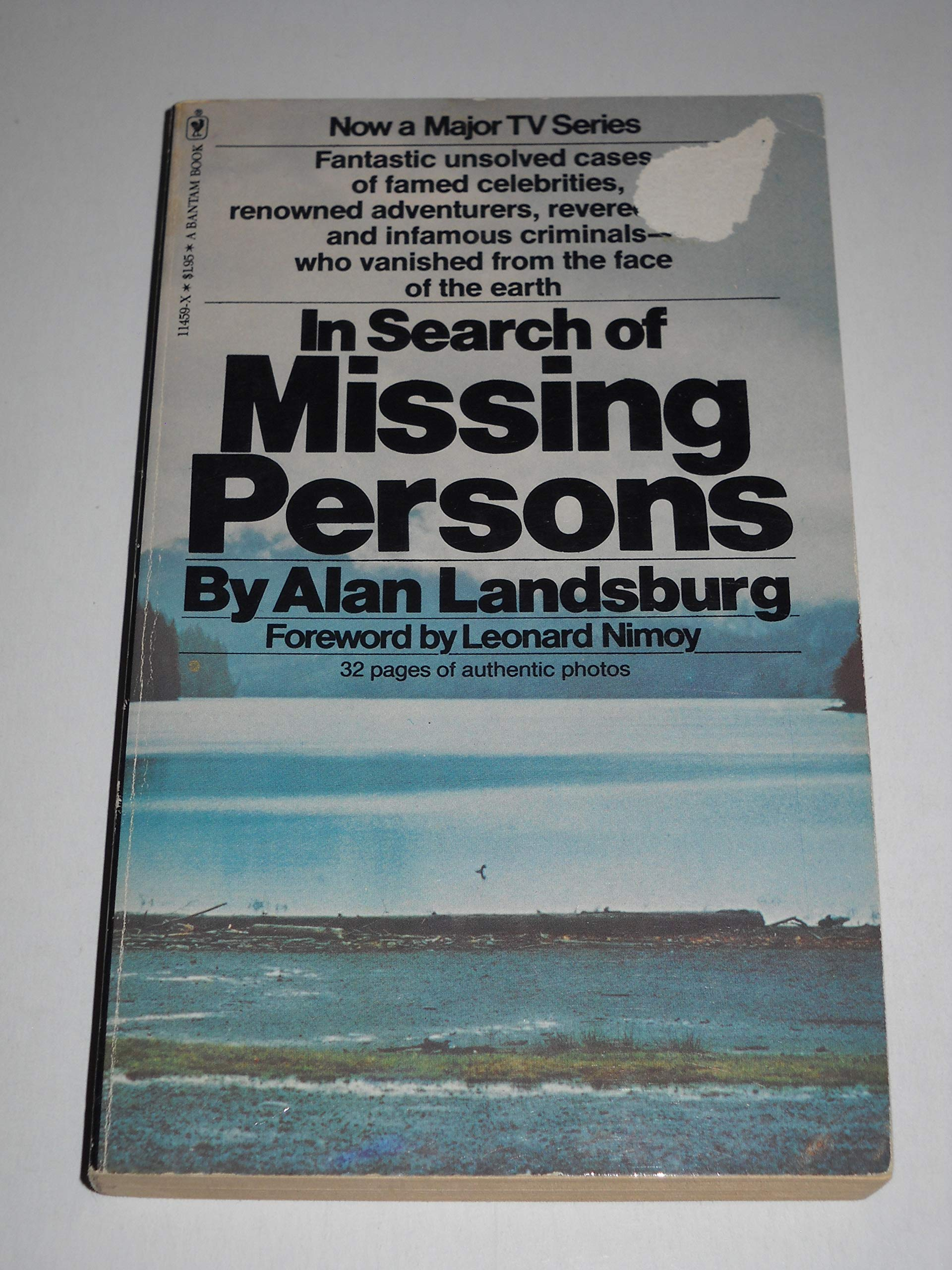 In search of missing persons: Alan Landsburg: 9780553114591