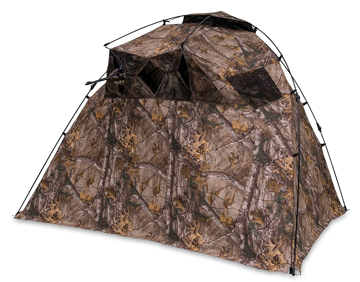 ameristep blinds and for person stealth comfort new post related hunter blind camouflage ground creative hunting zone bow brand reviews gunner