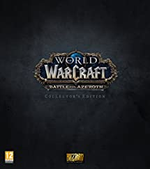 1fe09d59d World of Warcraft: Battle of Azeroth Collector's Edition PC - Code ...