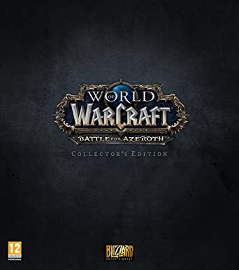 World of Warcraft: Battle of Azeroth Collector's Edition PC - Code
