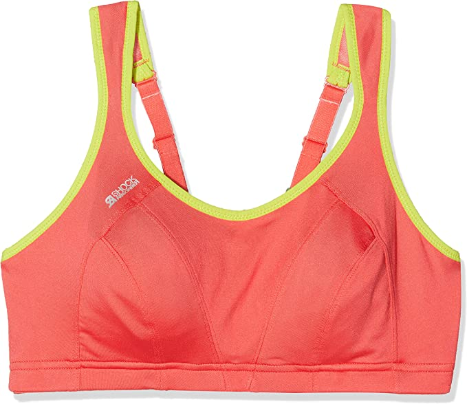 TALLA Size 38B. Shock Absorber Active Multi Sports Sujetador Deportivo para Mujer
