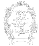 Beauty in the Bible: An Adult Coloring