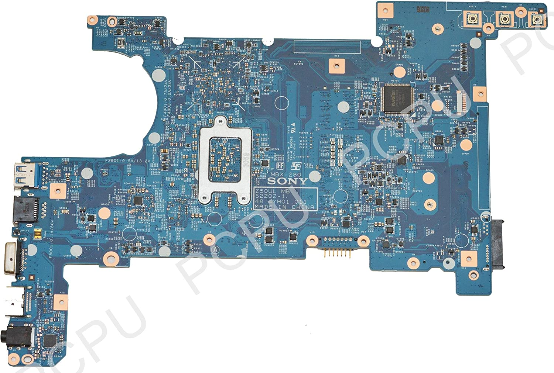 Sony SVT151A11L Laptop Motherboard w// Intel i5 CPU B-9986-248-2 48.4YH07.011