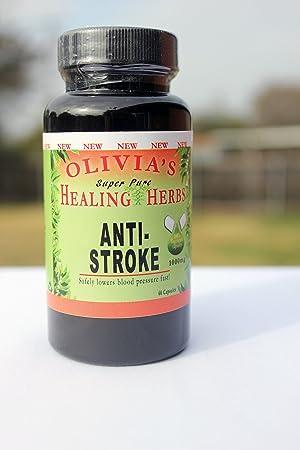 Anti Stroke 60ct (Spoken of by Dr, Sebi), First Aid Kits - Amazon Canada
