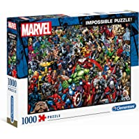 Clementoni Puzzle 1000 Piezas Marvel 80 Years, Multicolor (39411.1)