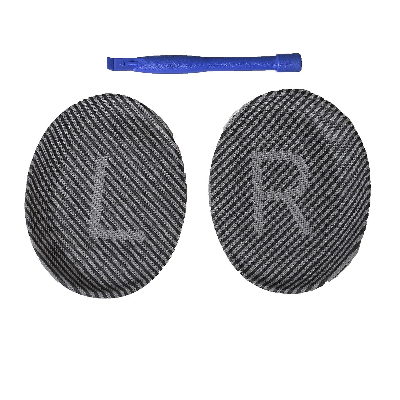 Accessory House Almohadillas de Recambio para los Auriculares Bose Quiet Comfort 35 (QC35, Gris): Amazon.es: Electrónica