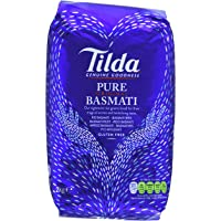 Tilda Pure Original Basmati Rice, 2er Pack (2 x 2 kg)