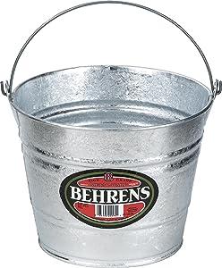 Behrens 1205 5-Quart Steel Pail