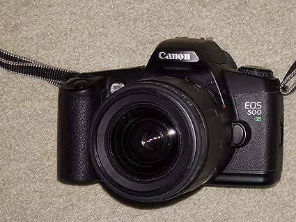 Canon EOS 500 N – Cámara SLR – Cámara réflex analógica con AF ...