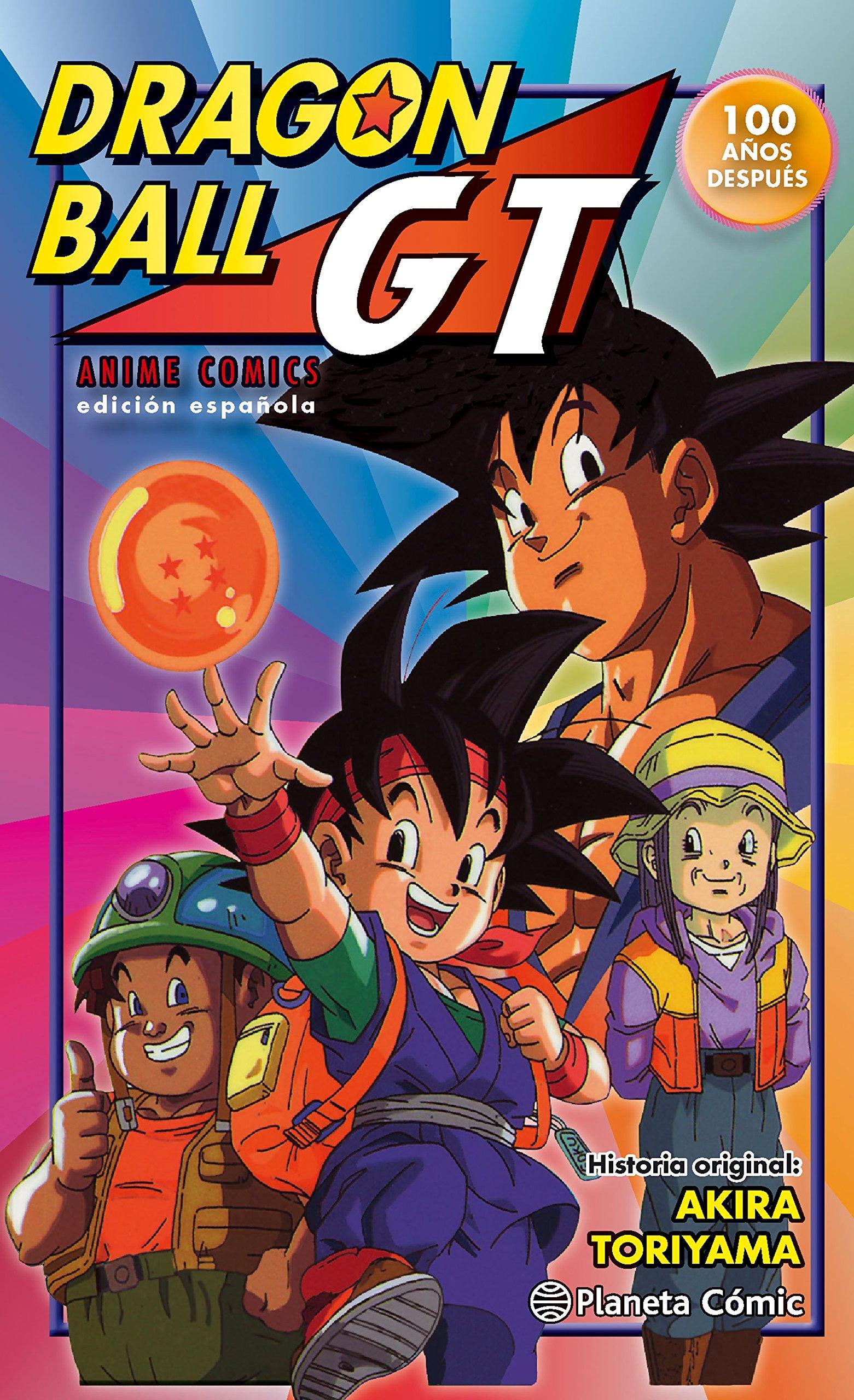Dragon Ball GT (Manga Shonen): Amazon.es: Toriyama, Akira, Daruma: Libros