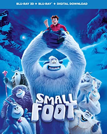 SmallFoot (2018) Movie 720p BluRay 700MB Download