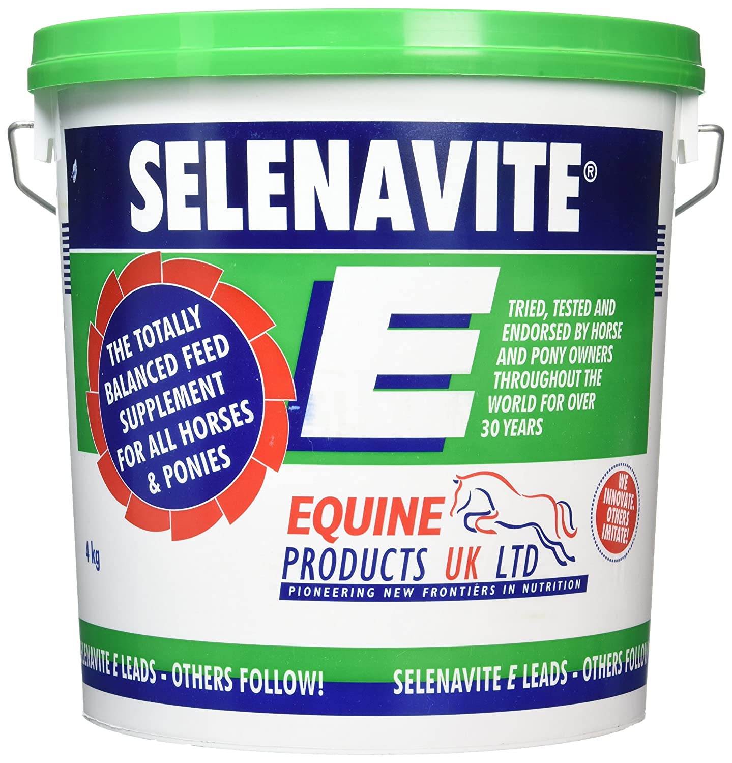 Clear 10 kg Clear 10 kg Equine Products Selenavite E