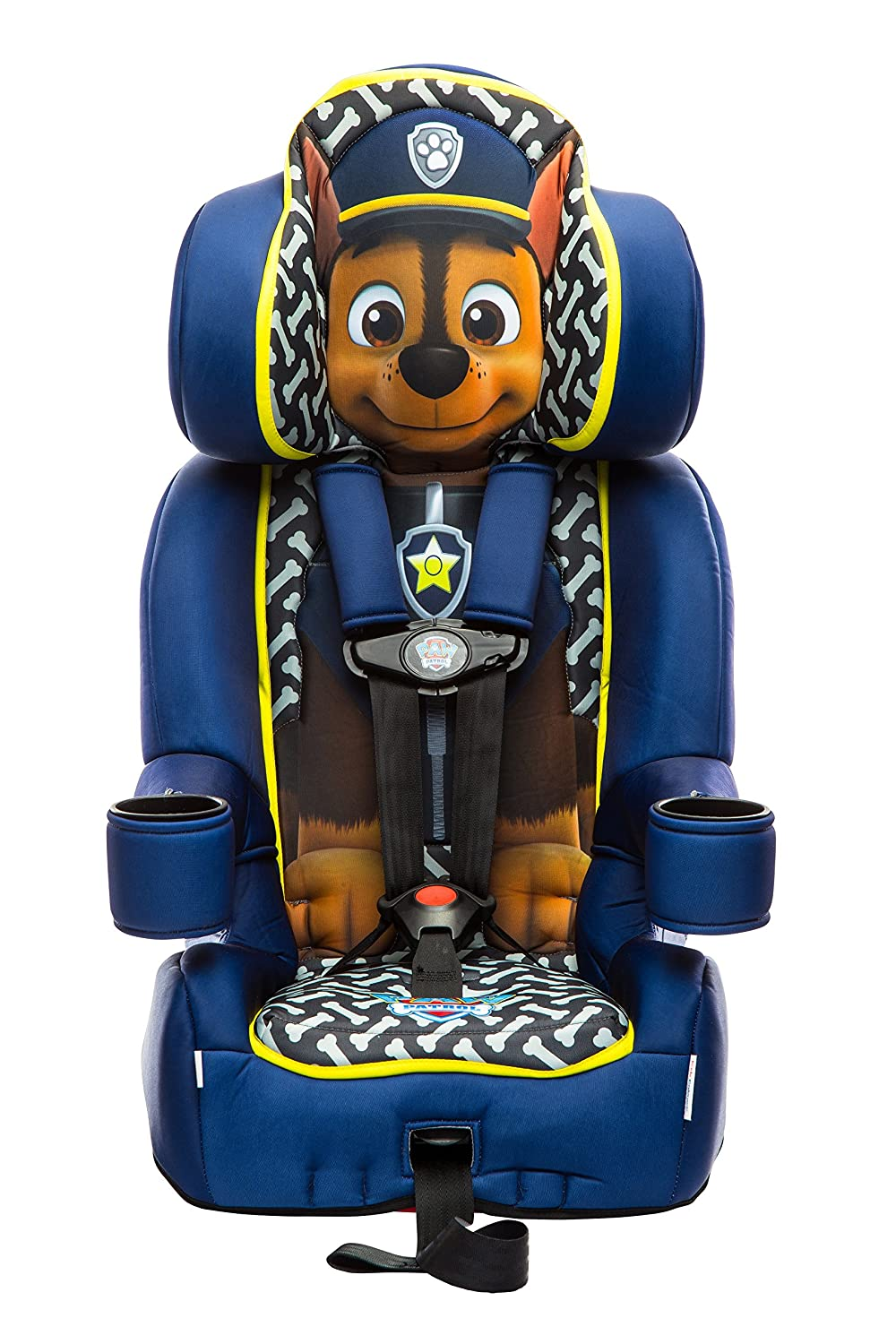 KidsEmbrace Friendship Combination Booster-Paw Patrol, Chase, Blue, Brown 3001CHSCAN