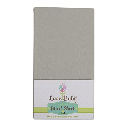 Premium Soft Pink Organic Cotton cot Sheet Made to fit The Babylo Cozi Sleeper