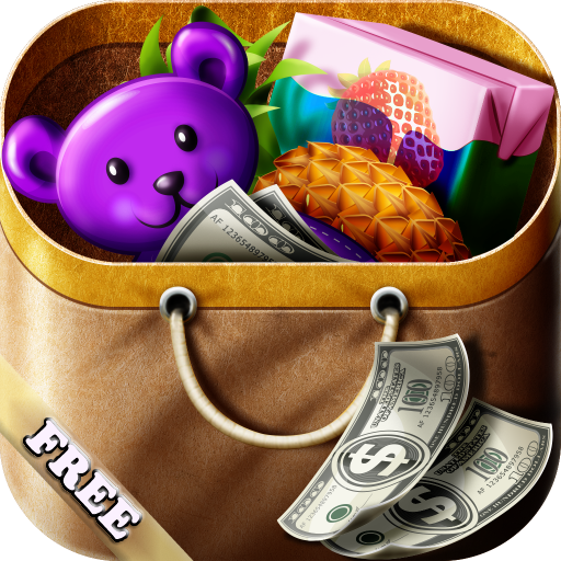 Shopping Game Kids Supermarket : help mom with the shopping list and to pay the cashier ! FREE (Shopping Games For Kids)