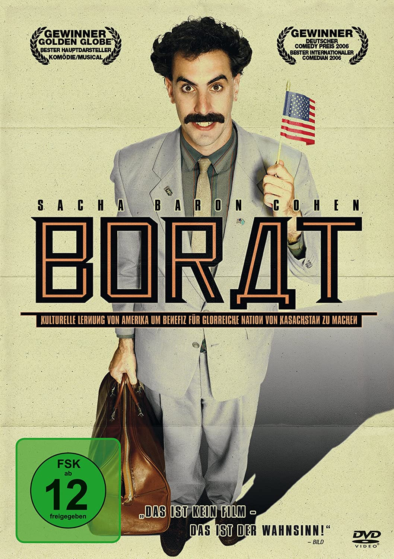 DVD BORAT: Amazon.ca: DVD