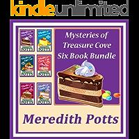 Mysteries of Treasure Cove Series