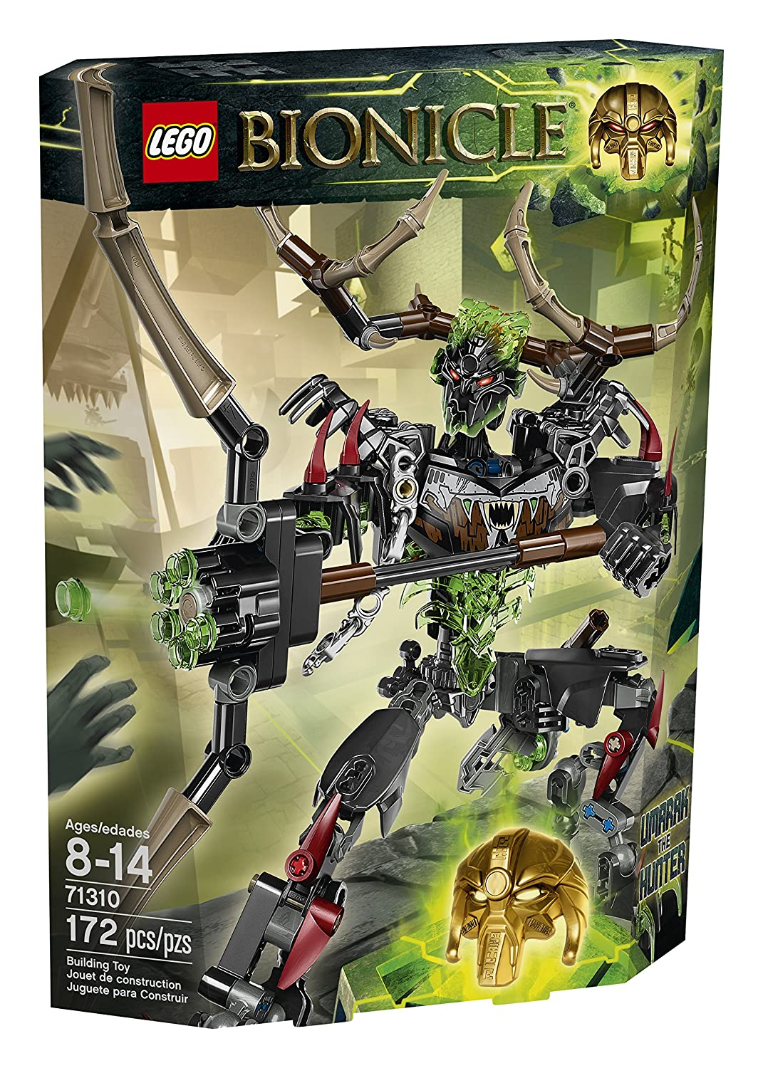 Top 15 Best Lego BIONICLE Sets Reviews in 2019 13