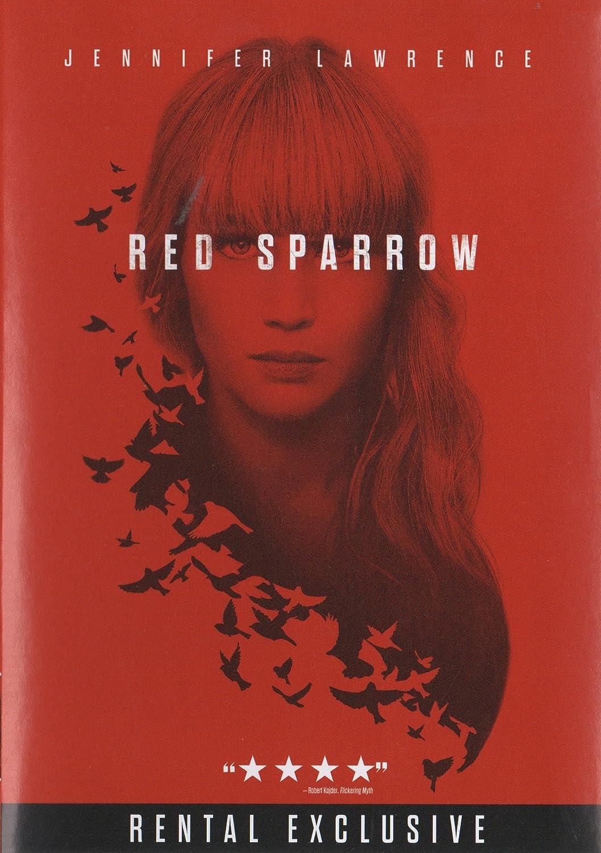 Amazon.com: Red Sparrow (DVD): Movies & TV
