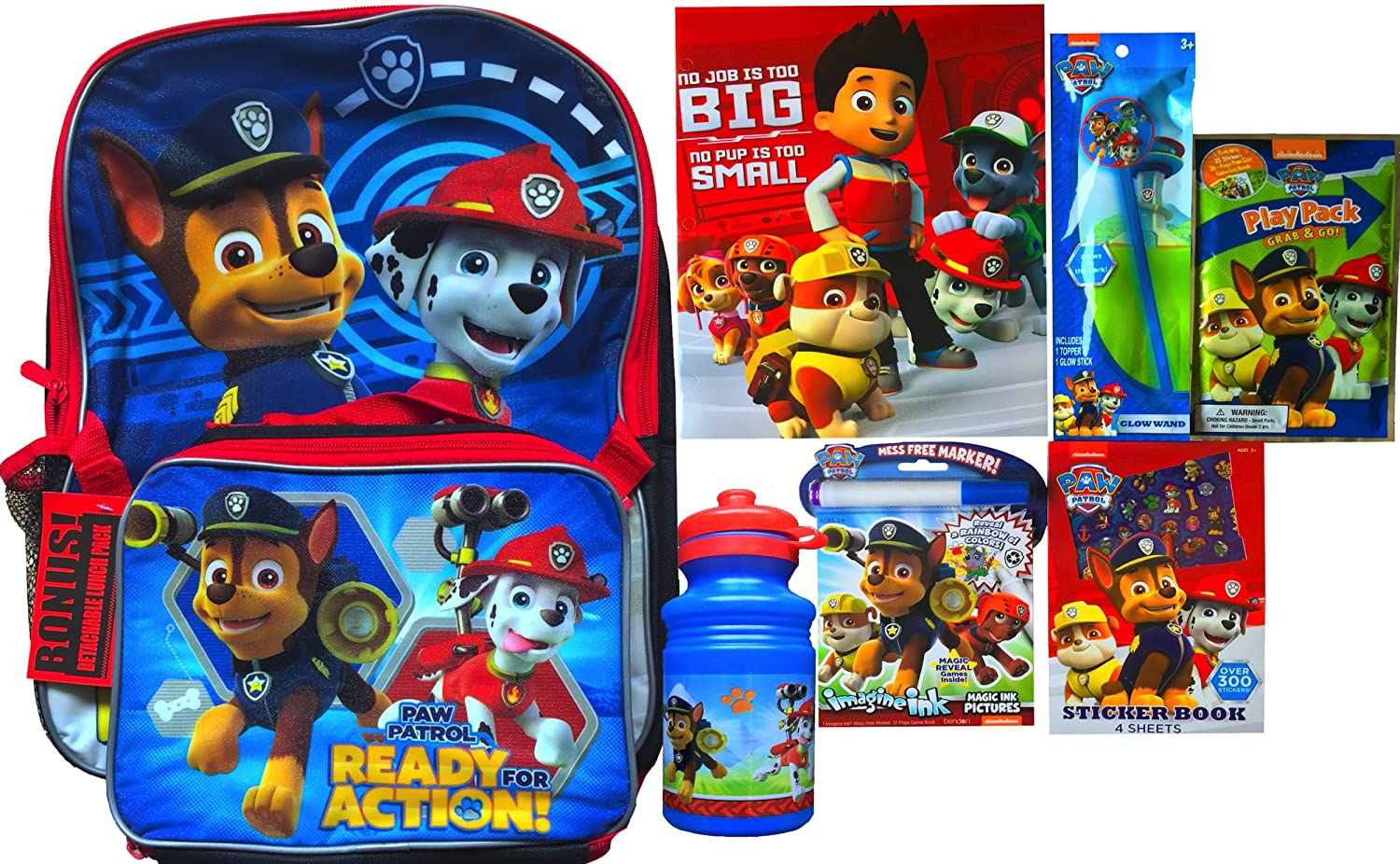Image result for paw patrol school supplies
