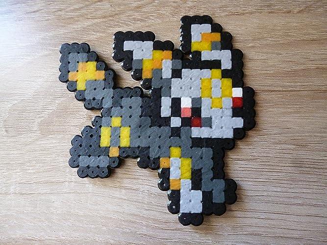 Sprite Eeveelution Pokémon Hama Beads Pixel Art Perler Beads