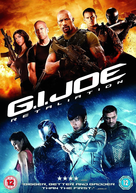 Amazon.com: G.I.JOE:RETALIATION: Dwayne Johnson, Bruce Willis ...