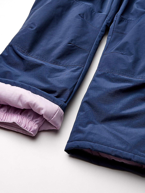 Essentials Girls Water-Resistant Snow Bib