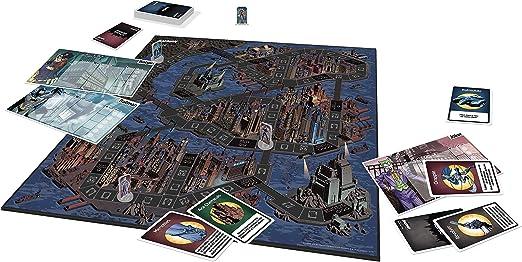 Topi Games BAT-599001 - Juego de Mesa, Le saveur de Gotham, Idioma español no garantizado: Amazon.es: Juguetes y juegos