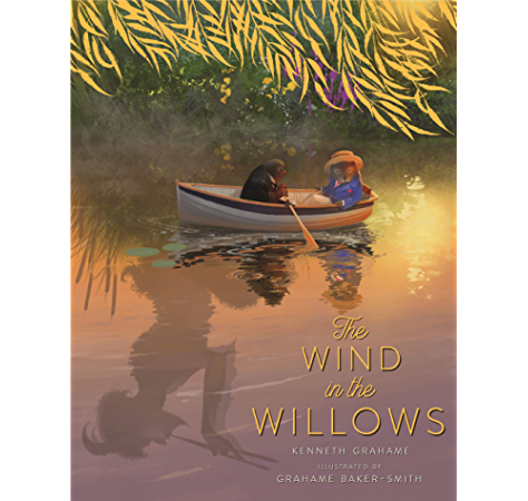 The Wind In The Willows Kindle Edition By Grahame Kenneth Baker Smith Grahame Children Kindle Ebooks Amazon Com