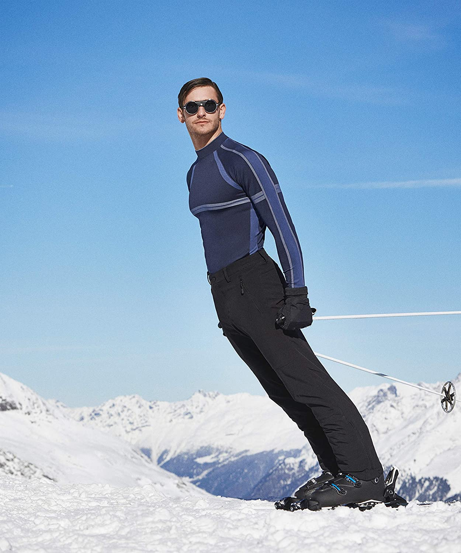 Falke ESS Maximum Warm Longsleeve Trend Men Shirt
