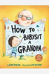 How to Babysit a Grandpa Board book