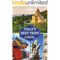 Lonely Planet Italy's Best Trips (Travel Guide)