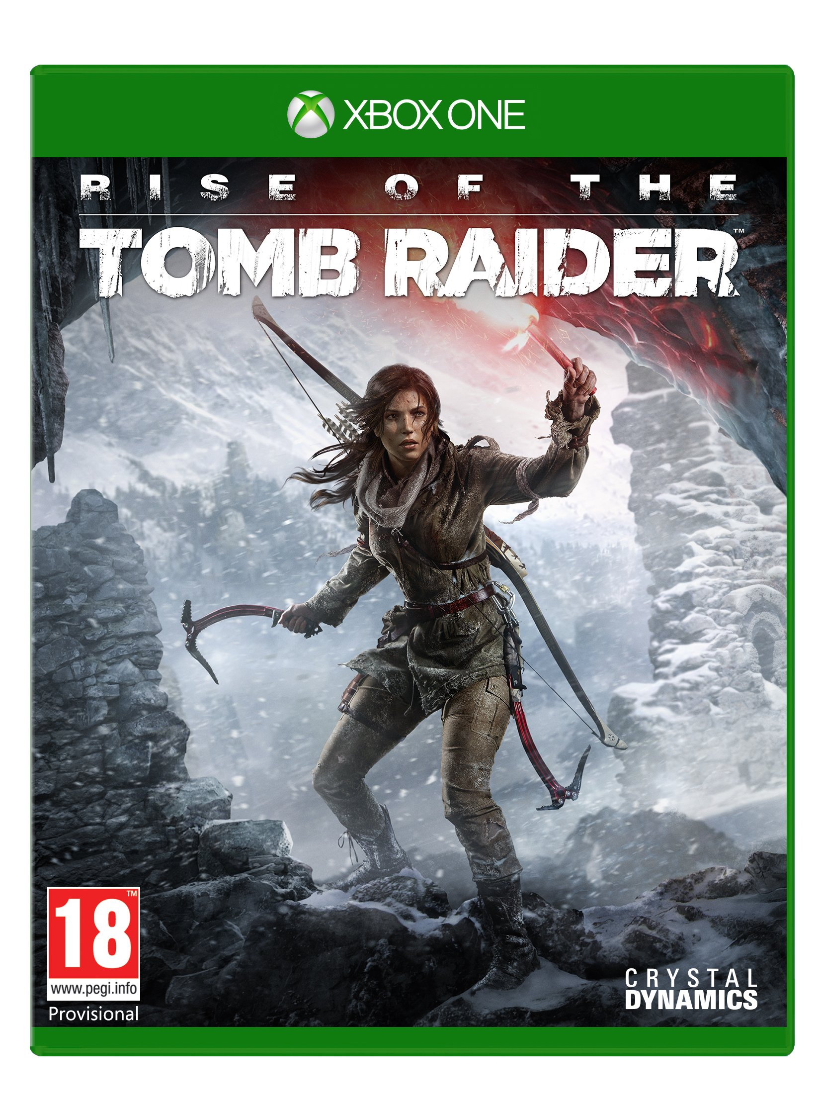 Rise of the Tomb Raider (Xbox One) product image