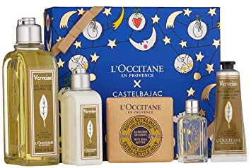 LOccitane Holiday Verbena Treasures Set