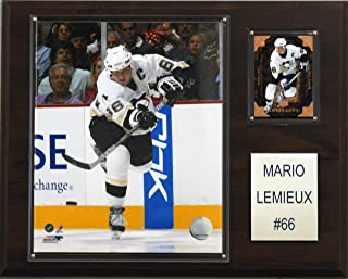 product image for NHL Mario Lemieux Pittsburgh Penguins Player Plaque