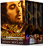 Fire Chronicles Box Set: Dragon Shifter Romance