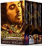 Fire Chronicles Box Set: Dragon Shifter Romance (English Edition)