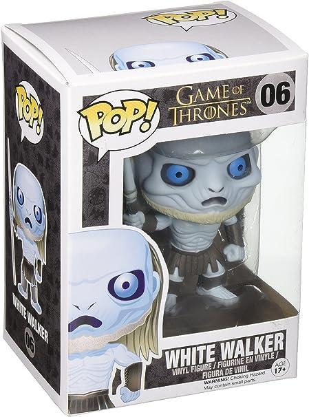 Game of Thrones NEW In Box Vinyl Figure Funko * White Walker Pop