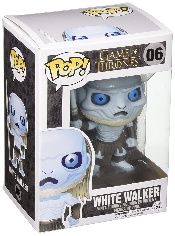 FunKo 3017 Actionfigur Game of Thrones: White Walker No Name