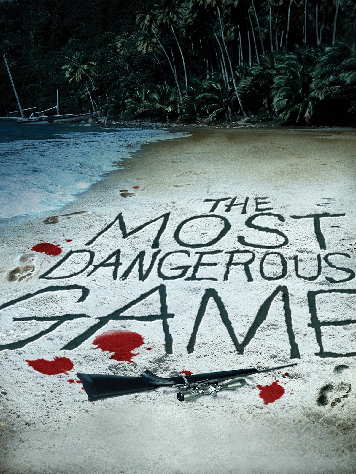 Amazon.com: The Most Dangerous Game (In Color): Joel McCrea, Fay ...