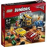 LEGO Juniors - Carrera Crazy 8 en Thunder Hollow (10744)