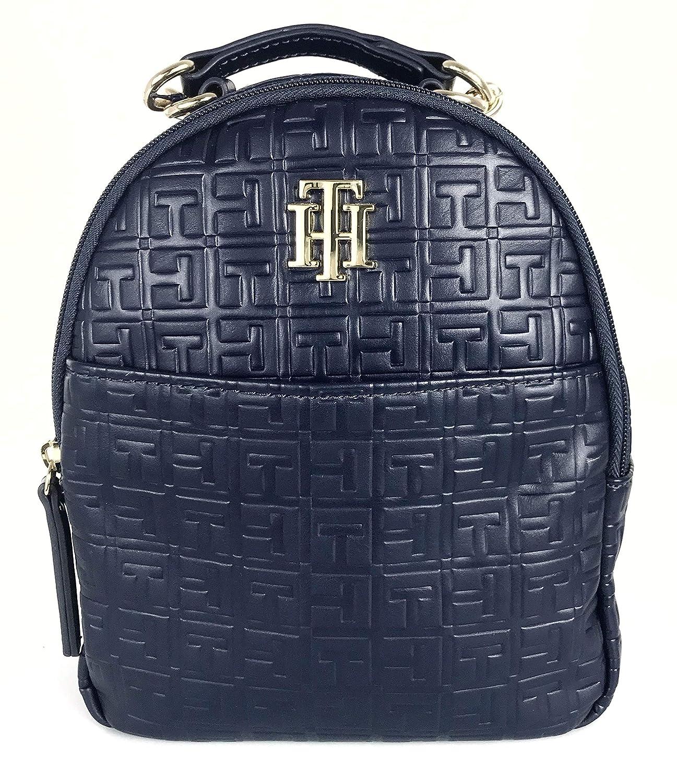 Tommy Hilfiger Womens Logo Fashion Backpack