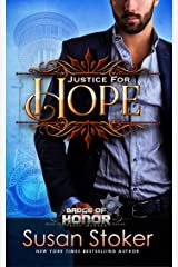 Justice For Hope (Badge of Honor: Texas Heroes Book 12) Kindle Edition