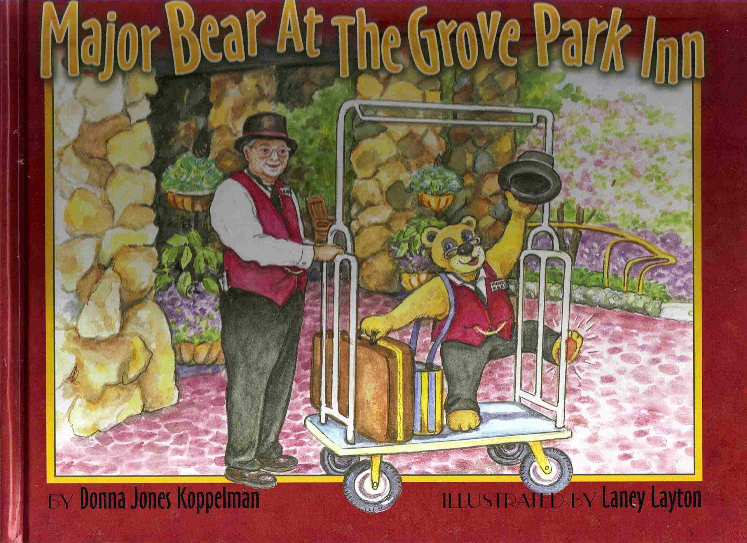 Download Major Bear At the Grove Park Inn PDF