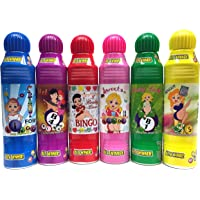 Lucky Lady Bingo Daubers 6-Pack Mixed Colors!