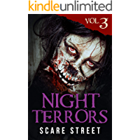 Night Terrors Vol. 3: Short Horror Stories Anthology book cover