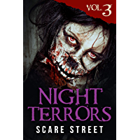 Night Terrors Vol. 3: Short Horror Stories Anthology