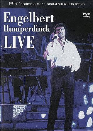 Engelbert Humperdinck: Live [DVD]: Amazon co uk: Engelbert